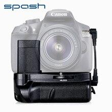 Многофункциональная Батарейная ручка spash для Canon EOS 1100D 1200D 1300D Rebel T5 T6 T3 EOS Kiss X50 работает с LP-E10 батареей
