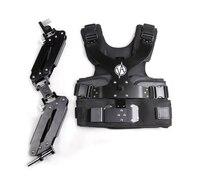 8 10kg Video Camera Support Steadicam Steadycam Vest Arm Double Handle For DSLR DJI Ronin 3