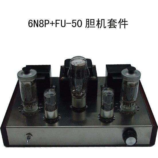 2017 nobsound оформление и прямых производителей 6N8P + FU50 усилителей люкс класса усилитель мощности части трубки 13 Вт + 13 Вт
