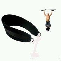 Fitness Equipments Drop Shipping Dip Belt Weight Lifting Gym Body Waist Strength Training Power Building Dipping