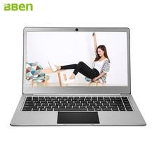 Bben14.1inch Intel Apollo Lake N3450 4 ГБ/64 ГБ ноутбук с M.2 SSD слот, ультрабук Металл FHD windows10 лицензированный