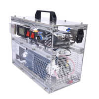 BO-1030QY Generatore di Ozono 0-10 g/h 10 Regolatore di grammo Di Ozono Regolabile 10g di Ozono Ozono Macchina Terapia 40 L /min AC220V/AC110V
