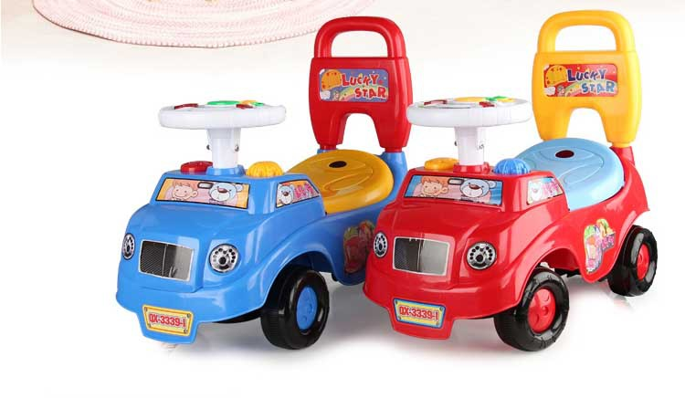 baby big electronic cars for kids baby ride on toy car baby toddler music seat storage box glide car free shipping in ride on cars from toys hobbies on