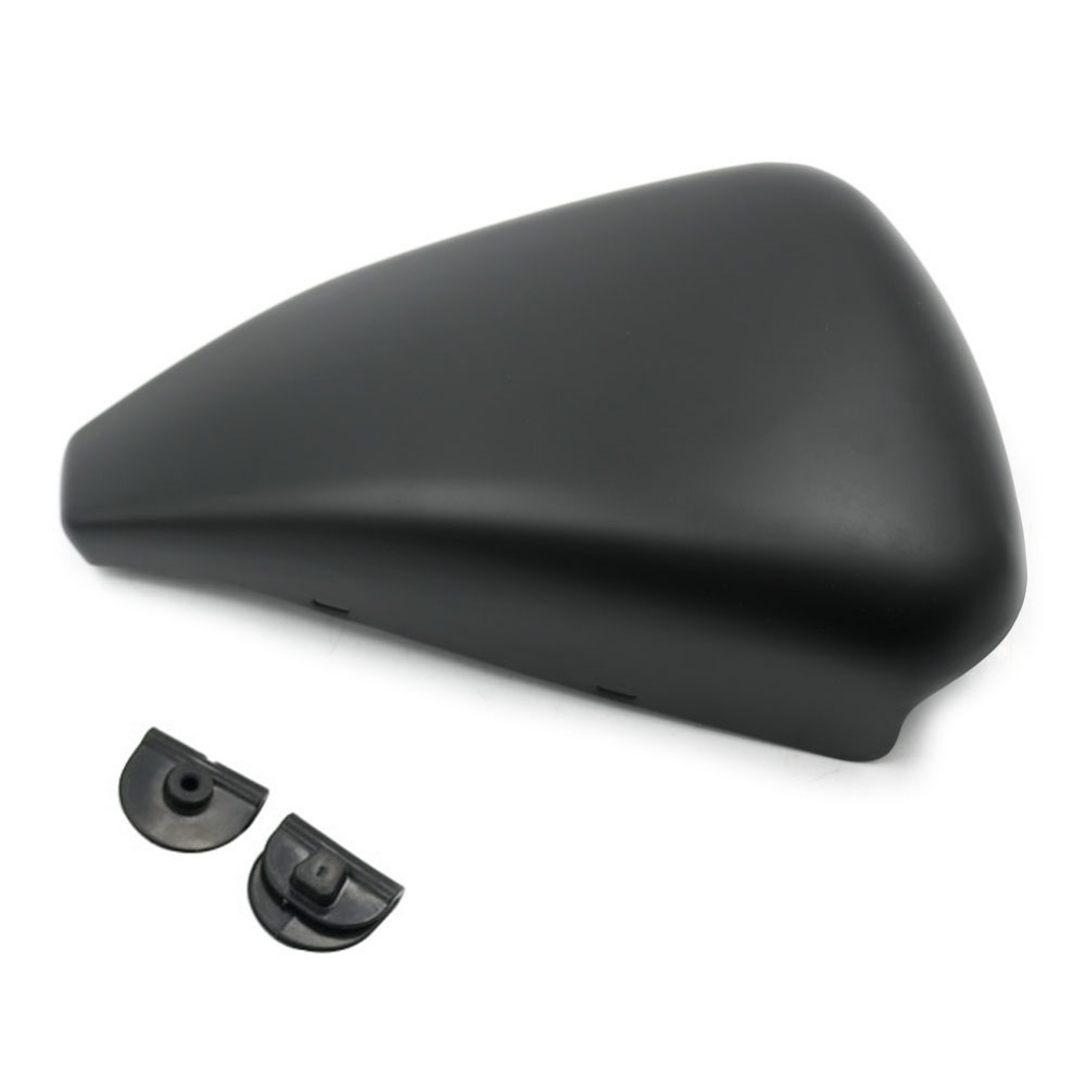 Left Battery Side Cover for Harley Sportster 883 1200 XL 883 XL 1200 Seventy Two Forty Eight 2014 2015 2016 2017 Matte Black