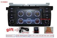 7 Android 5 1 1 For Bmw E46 Car Dvd Gps Navigation Wifi 3G Quad Core