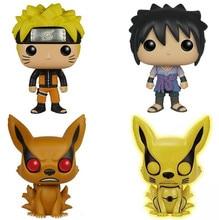 Funko Pop Anime Naruto Six Path Sasuke Movie Collectible Vinyl Action Figure Model PVC Collection Toys