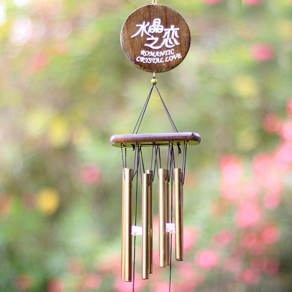 Online Shop Antique Handmade Copper Windchimes Wind Chimes For Outdoor  Living Yard Garden Tubes Bells Hanging Ornaments Home Decor   Aliexpress  Mobile