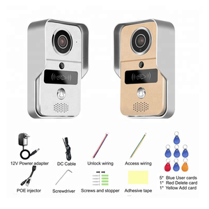 Image 5 - 720P TCP/IP WiFi Video Doorbell Support Wireless Unlock IOS Android APP Control Metal body exquisite design