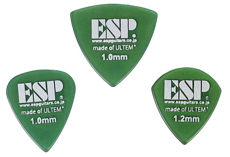 ESP Ultem Pick Collection, 1/piece