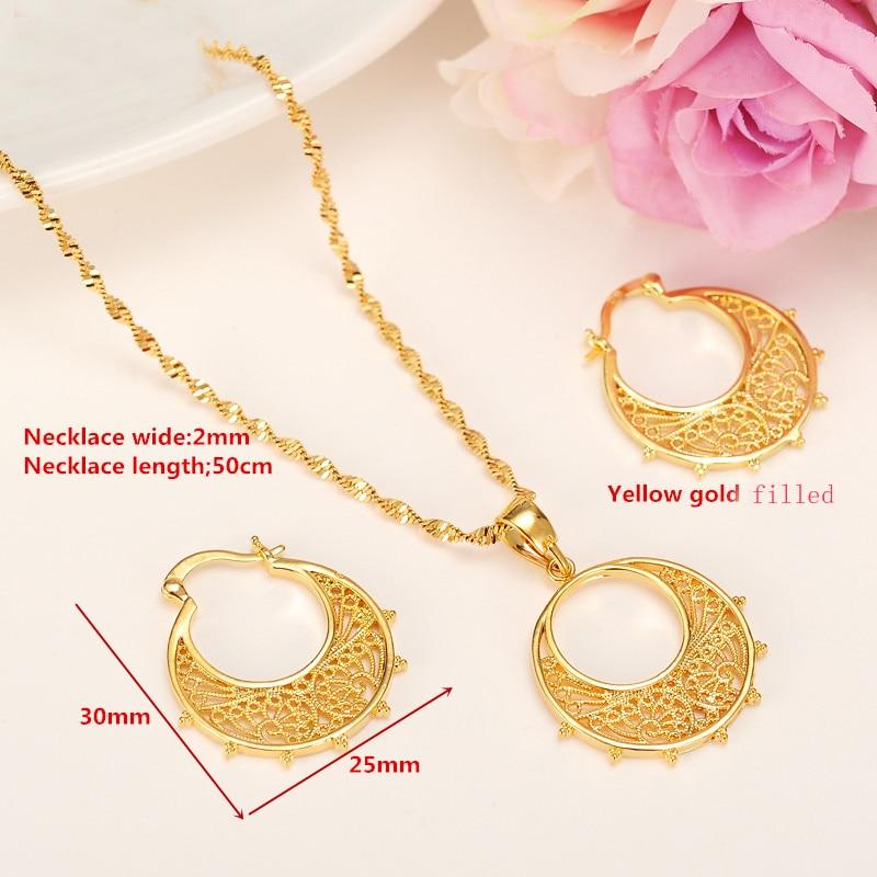 Fine Set Jewelry Necklace...