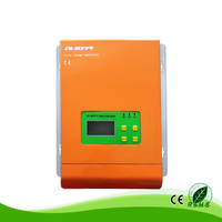 MPPT Solar Charge Controller DC12V/24V/48V Automatic Recognition, 30A/40A/50A/60A with no communication device home use