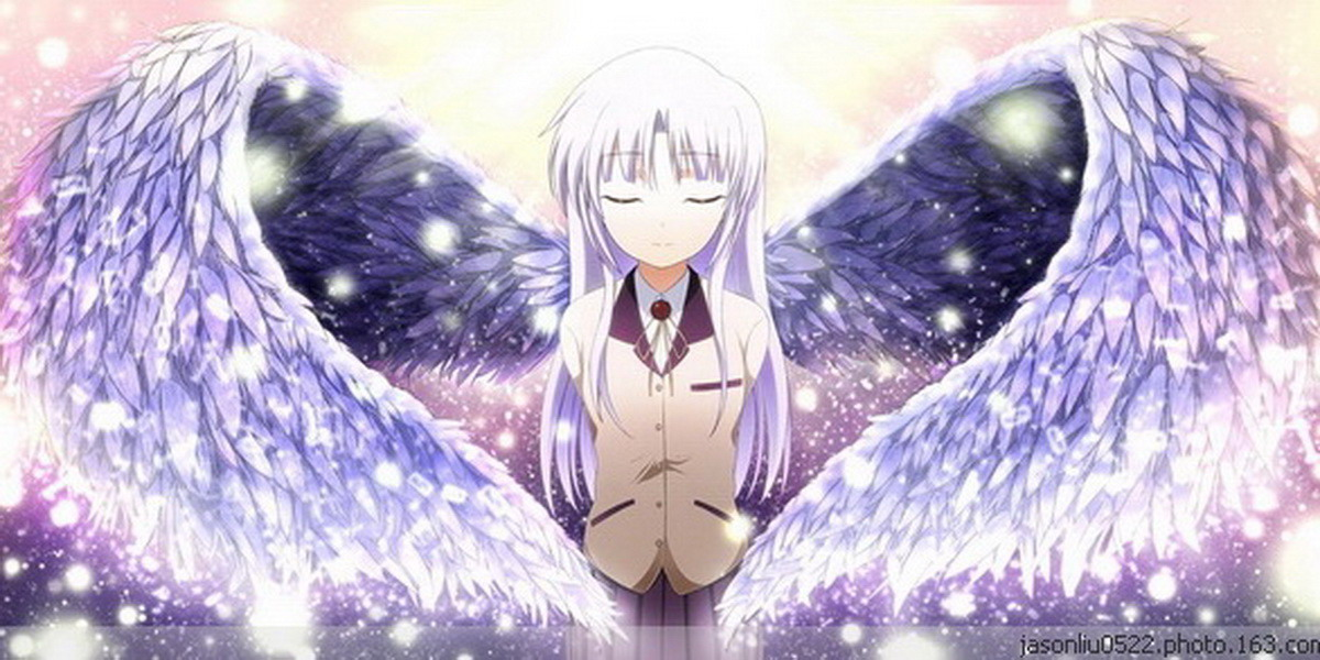 US $9 57 24% OFF|New Angel Beats! Anime Tachibana Kanade 60*30CM Pillow  Case Covers PillowCases #37367-in Pillow Case from Home & Garden on