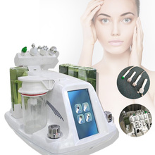 Dermabrasion RF Bio-lifting Spa Facial Machine / Aqua cleaning /water Peeling CE