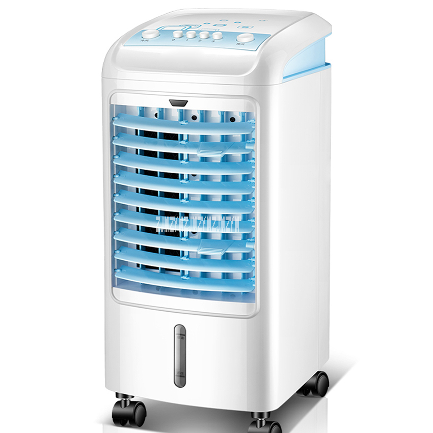 FLS-120LG Household 3-Gear Wind Speed Air Cooler Single Cooling Type Air Condition Fan 75Wmechanical Type Air Conditioner 220V