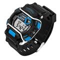 2017 SANDA Brand Fashion casual Men LED Digital Watch Luxury Military Waterproof Men Analog-Digital sport Watch horloges mannen