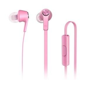 Image 4 - מקורי Xiaomi בוכנה צבע ערך מהדורה ב אוזן אוזניות CD מרקם Oblate חוט Gen 3rd דעיכת סליל צינור עיצוב ארגונומי