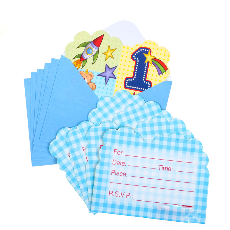 1st birthday invitations promotion shop for promotional for 1st birthday party decoration packs