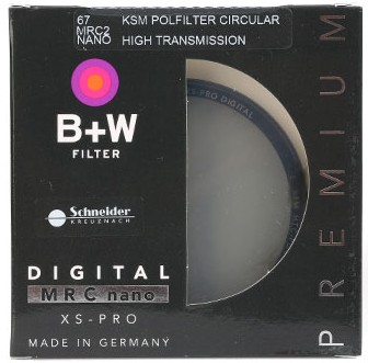 B+W HT KSM MRC Digital CPL 49 52 58 62 67 72 77 82 mm Polarizing Polarizer Filter CIR-PL Multicoat For Camera Lens