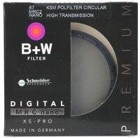 B W HT KSM MRC Digital CPL 49 52 58 62 67 72 77 82 Mm