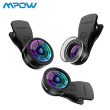 MFE4 Mpow 3 in 1 Clip-On Mobile Phone Le