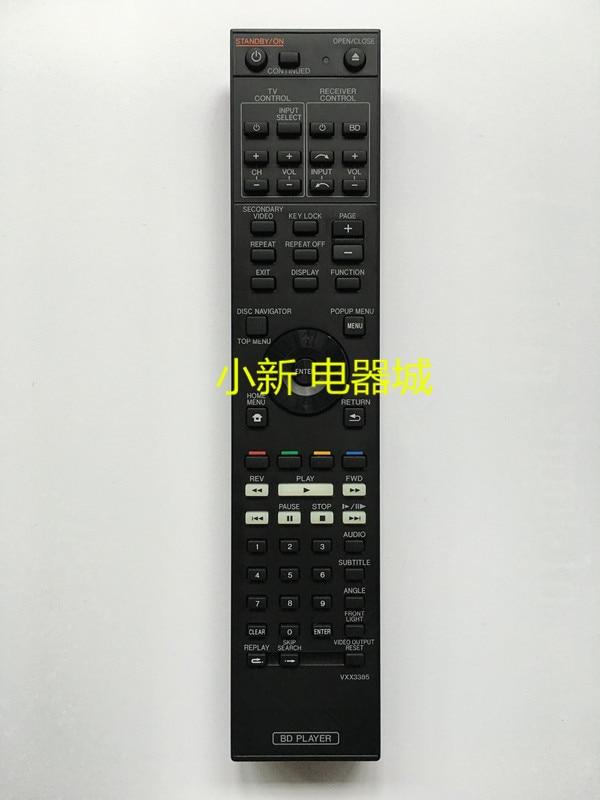 Brand New Original Remote Control VXX3385 For Pioneer BDP-LX54 BD430 BDP-LX55 LX52 LX53  Blu-Ray DVD Player проигрыватель dvd sony bdp s5500 3d blu ray wi fi