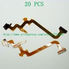 20 шт/уп, ЖК-дисплей Flex кабель для JVC GZ-MS215 MS230 HM320 HM300 HM330 HM550 HM570 MG750 HD620 HD500 HD520 видео Камера