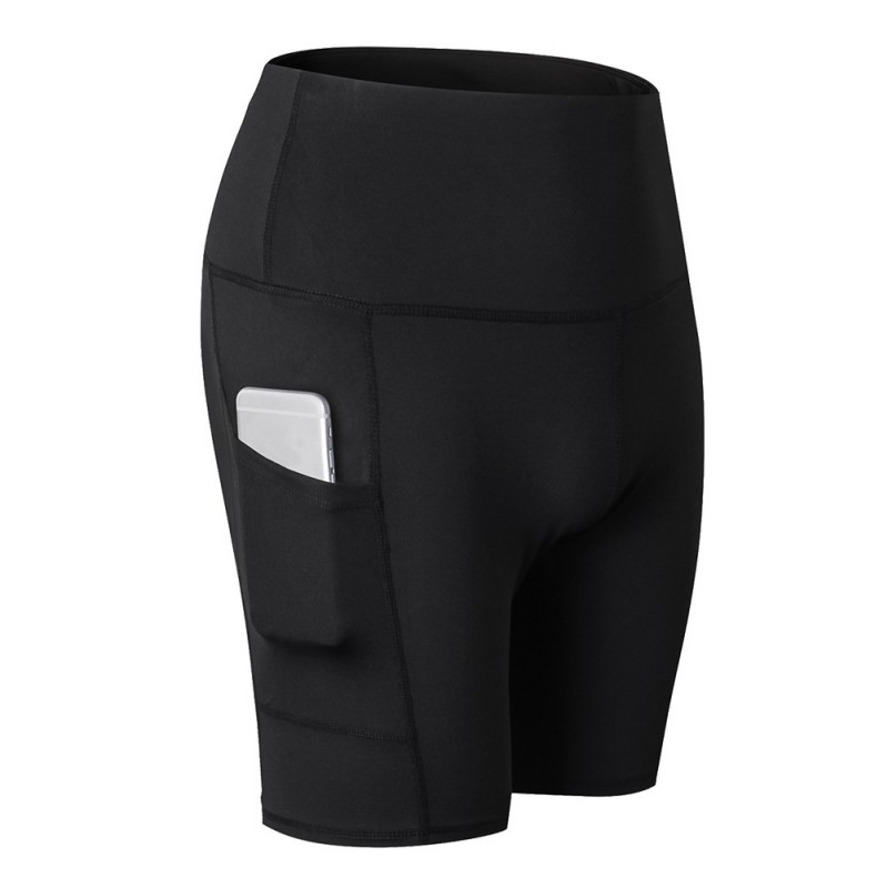 2019 <font><b>Men</b></font> Speed Dry Tight Stretch Fitness <font><b>Shorts</b></font> Ladies Outdoor <font><b>Sports</b></font> Comfortable Breathable Running Fitness <font><b>Shorts</b></font> image