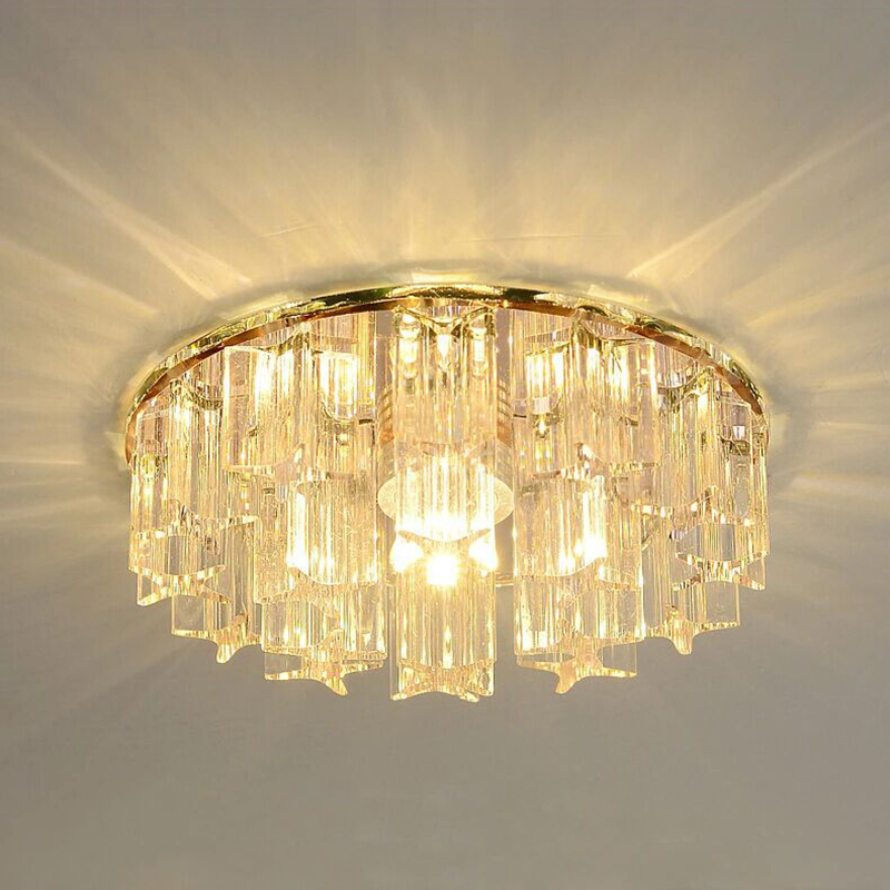 LAIMAIK 3W 5W Crystal LED Առաստաղի լույս AC90-260V - Ներքին լուսավորություն - Լուսանկար 3
