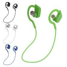 QAIXAG casque Bluetooth sans fil programme rse dans loreille sport casque Bluetooth accessoires téléphone noir blanc bleu vert