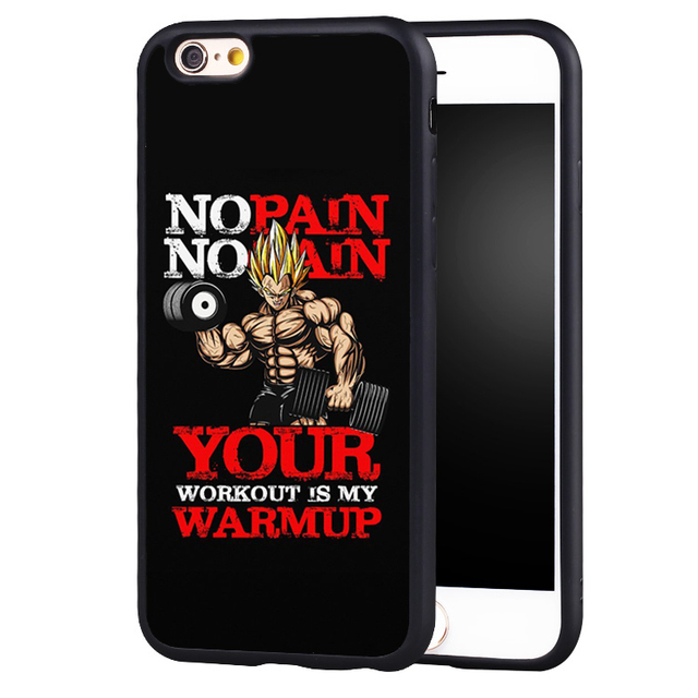 Dragon Ball Z Vegeta Phone Cases For iPhone