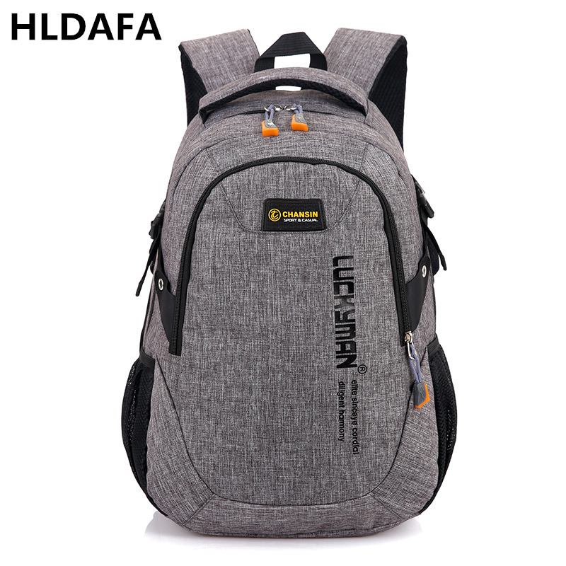 New Unisex Laptop Computer Notebook Backpack Women Bag Leisure Large Capacity School Bags Computer Bag for Teenagers Mochila olidik laptop backpack for men 14 15 6 inch notebook school bags for teenagers large capacity 30l women business travel backpack
