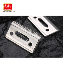 KiKi Salon World Professional Stagger-Tooth 2-Hole Clipper Blade – For the 5 Star Series Cordless Magic Clip