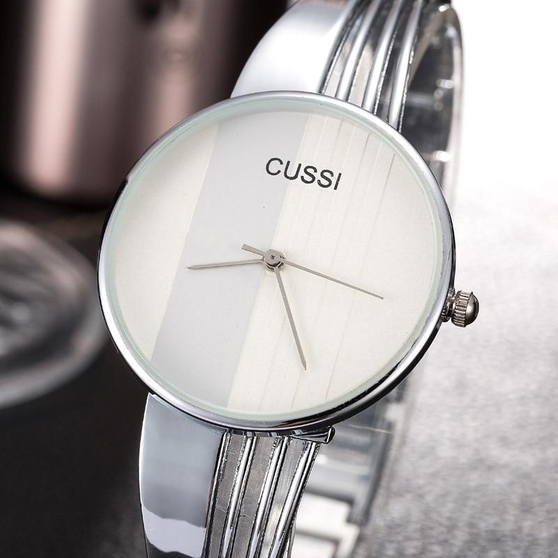 CUSSI Κορυφαία ασημένια γυναικεία - Γυναικεία ρολόγια - Φωτογραφία 4