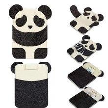 Cartoon Panda enfants cadeau organisateur laptop Case sac pour ordinateur portable 10,11, 13, 14,15, 15.6 polegada pour Tablet Macbook Air Pro Retina Utrlbook