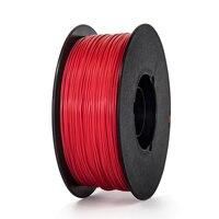 FlashForge 3D Printer Filament ABS Red 1.75mm 2.2 lb 1KG for Creator Pro 3D Printer