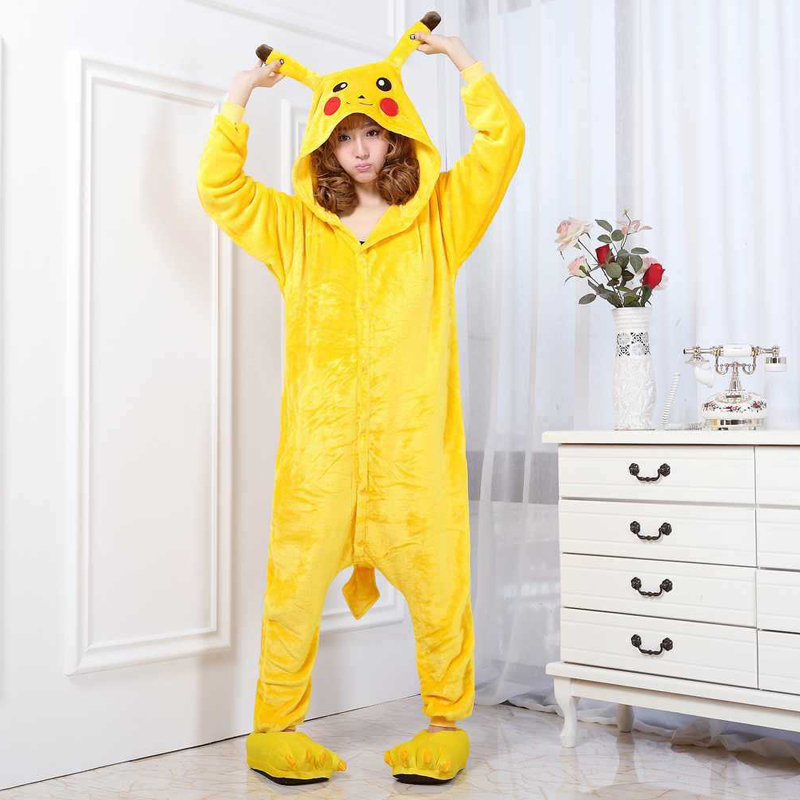 pikachu onesie adult