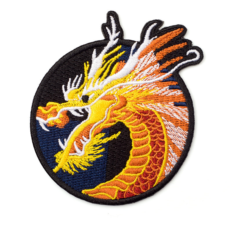 1 Pc Marine Animals Beading Patch Badge For Bags Clothes Embroidery Stickers