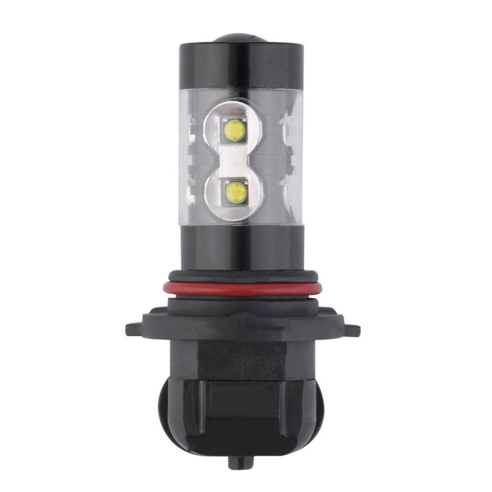 1pc 9006 HB4 High Power 12 LED Pure White 6000K 60W Car Auto Fog Light DRL Driving Headlighgt Lamp Bulb DC12V New