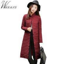2017 новый зимний длинный рукав bodycon хлопок пальто женские зимние пальто верхняя одежда женский casacos де inverno оптовая производители f156