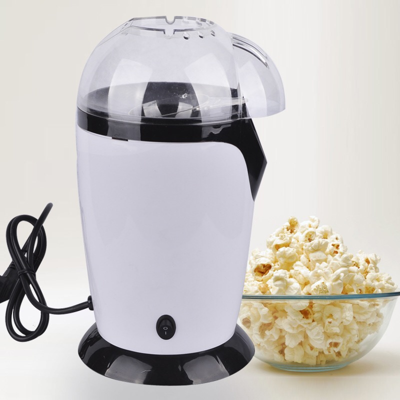free shipping Popcorn Maker Household Mini Popcorn Machine Automatic DIY Corn Machine Popcorn Popper Kitchen Tools