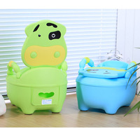 Baby Potty Training Toilet Plastic Non slip Kids Toilet Seat Protable Travel Potty Chair Infant Children Pee Trainer