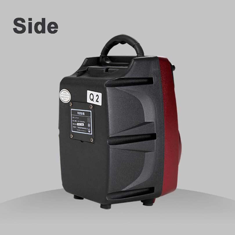 Q2 30W vanjski prijenosni visokoučinkoviti zvučnik pojačalo - Prijenosni audio i video - Foto 5