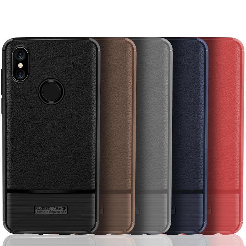 טלפון מקרה סיליקון כיסוי על לשיאו mi mi A1 A2 לייט A2Lite mi A2 אדום mi הערה 5 6 פרו Note5 Note6 6Pro S2 3/4/6 32/64 GB Xao mi