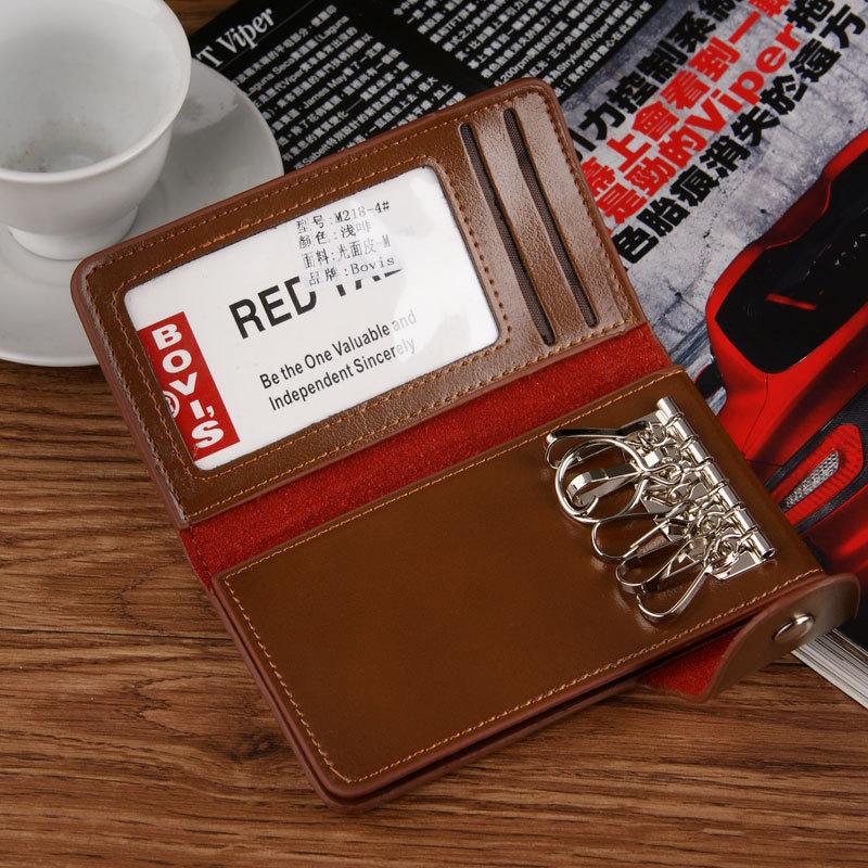 chave governanta erkek cüzdani Function3 : Key Bag, Key Case, Key Housekeeper, Keychain Pouch