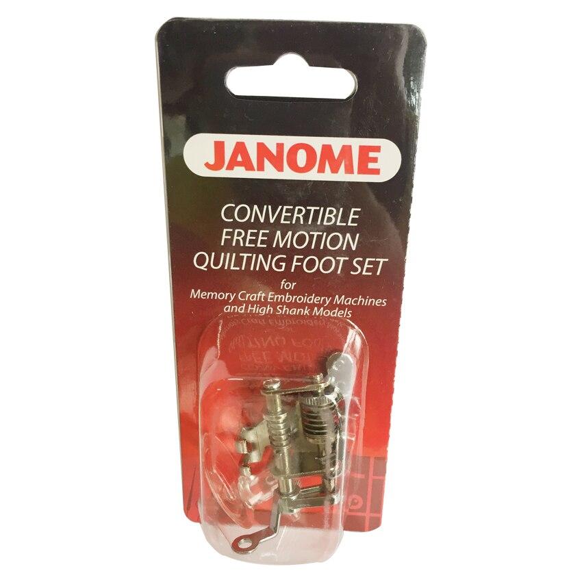 JANOME/MACHINES à coudre domestiques broderie presseur disque #202001003