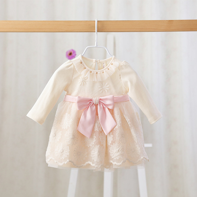 sweet and lovely princess dress clothes for baby girl 2