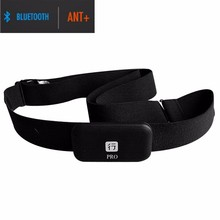 ANT+ Bluetooth 4.0 Bike Heart Rate Monitor Chest Strap Fitness MTB Cycling Running Outdoor Sport Ciclismo Bicycle Computer