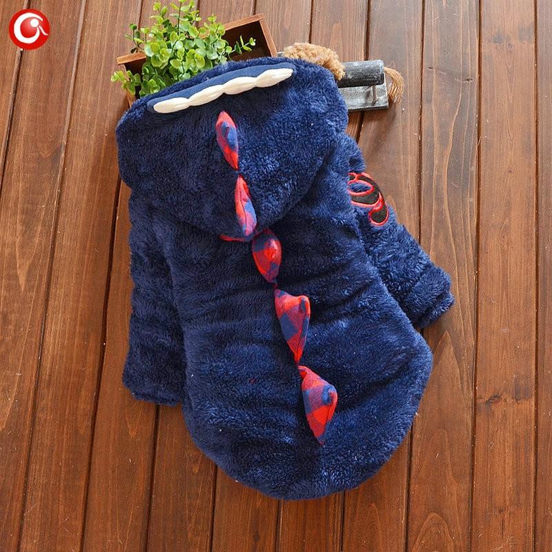 3443910315_1874610082Kids Winter Down Coat&Jacket Jongens Winterjas Children Dinosaur Warm Outerwear For Boys 7-24M (5)