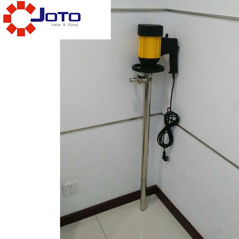 220v 50/60hz Antidrop Speed control motor and stainless steel 304 material pipe Barrel Drum Pump tp760 765 hz d7 0 1221a