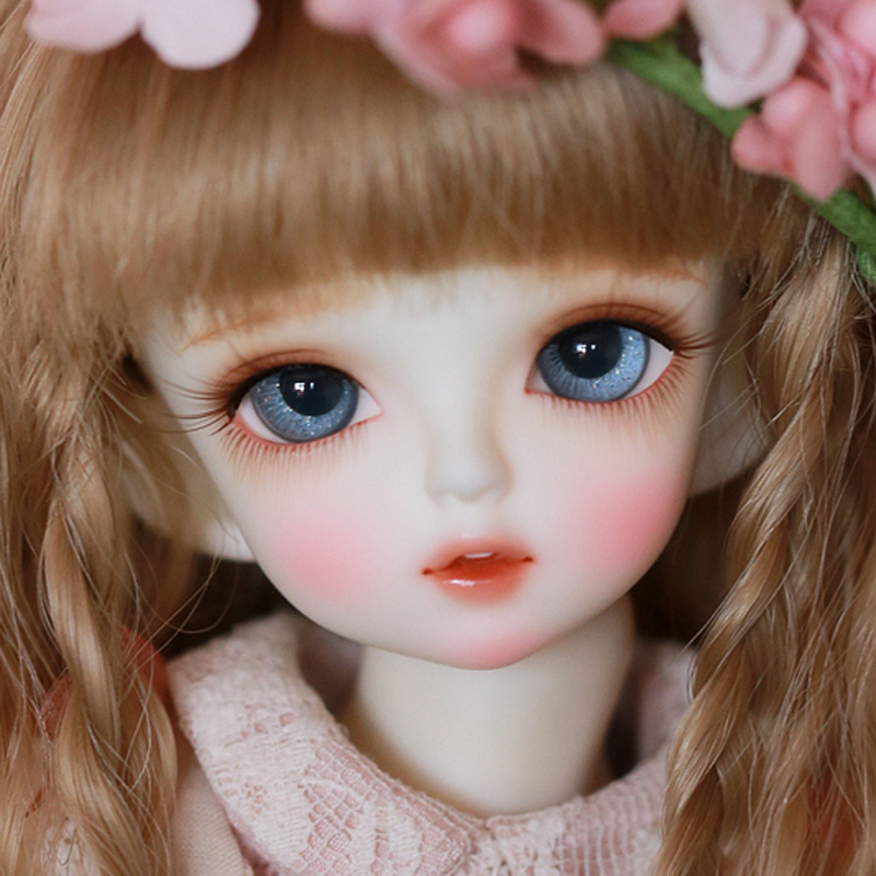 Free Shipping BJD Dolls 1/6 Sweet Fashion Feny Resin Joint Doll Toys For Girls Baby Birthday Gift цена